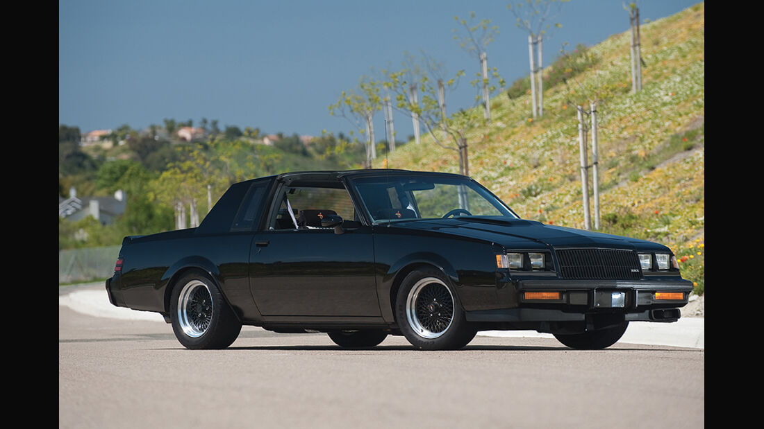 Buick Regal Grand National (Frontansicht)