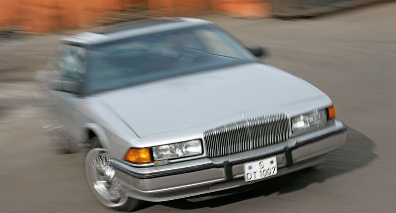 Buick Regal Limited, Frontansicht