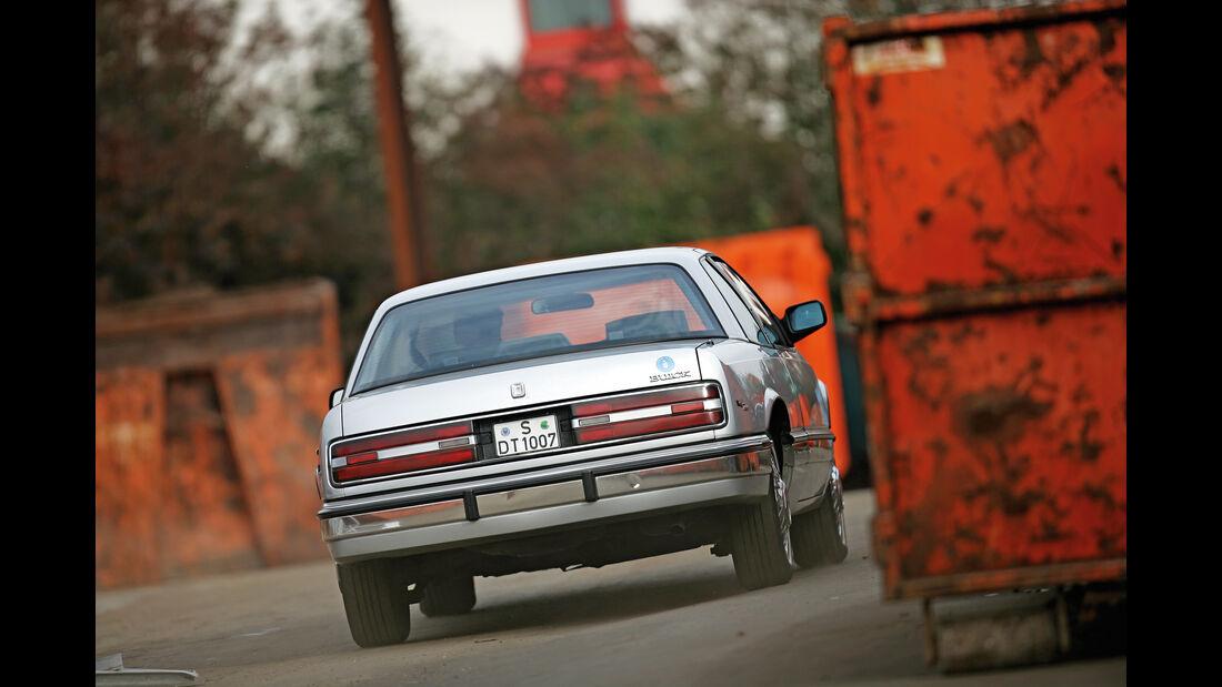 Buick Regal Limited, Heckansicht