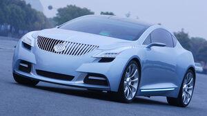 Buick Riviera Concept 2013