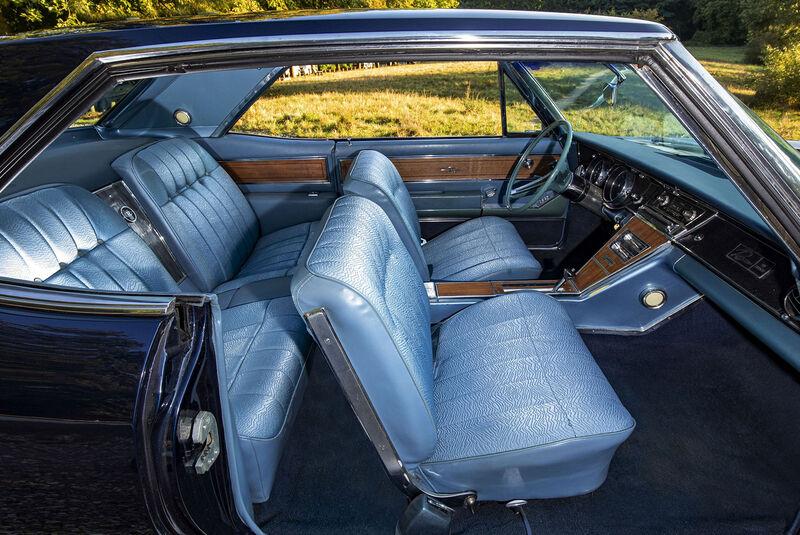 Buick Riviera Hard Top Coupé Grand Sport (1965)