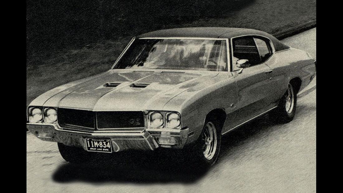 Buick, Skylark GS, IAA 1969