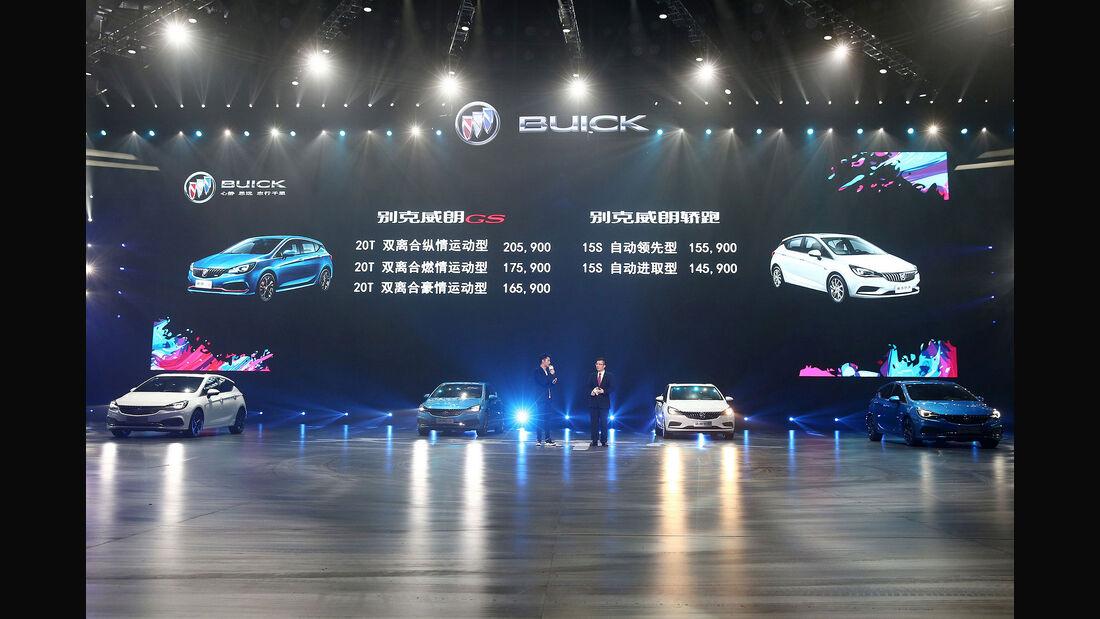 Buick Verano China