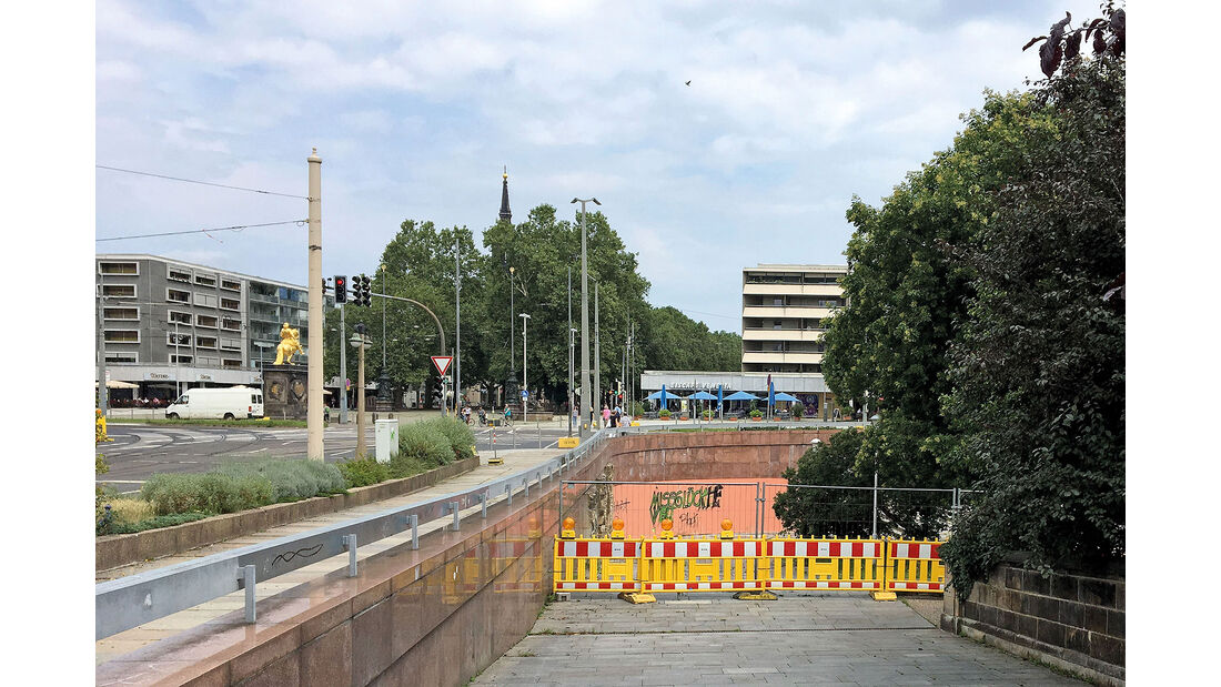 Bund der Steuerzahler Fußgängertunnel Sachsen
