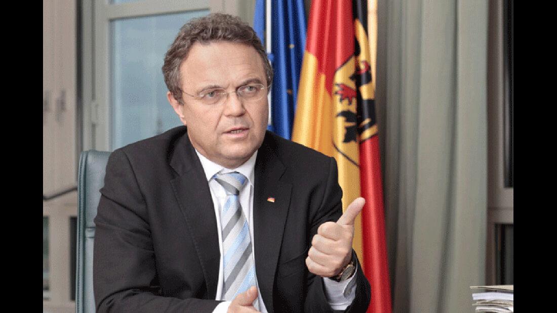 Bundesinnenminister Dr. Hans-Peter Friedrich