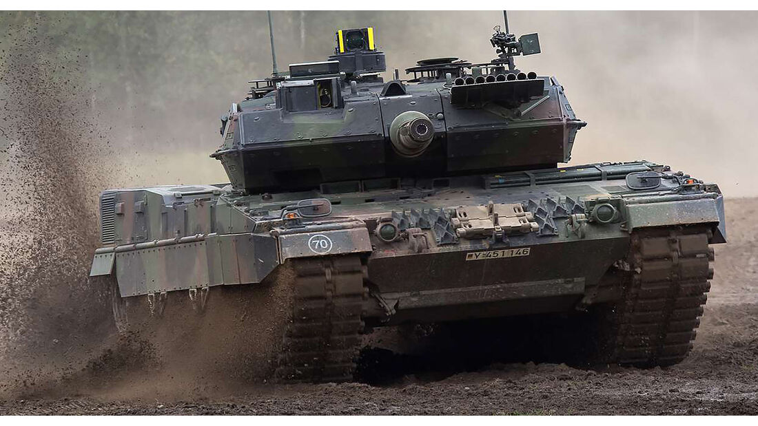 Bundeswehr Panzer