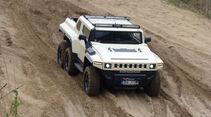 Bureko 6x6 auf Basis Land Rover Discovery 3.0