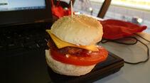Burger F1 Test Barcelona 2012
