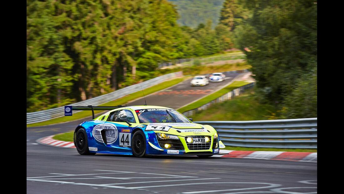 Busch Audi R8 LMS ultra - VLN Nürburgring - 6. Lauf - 2. August 2014