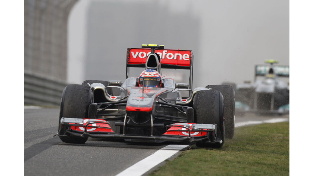 Button GP China 2011