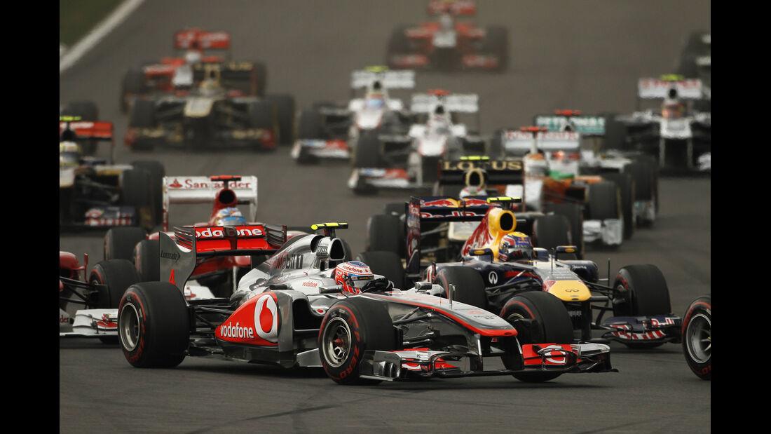 Button GP Korea 2011