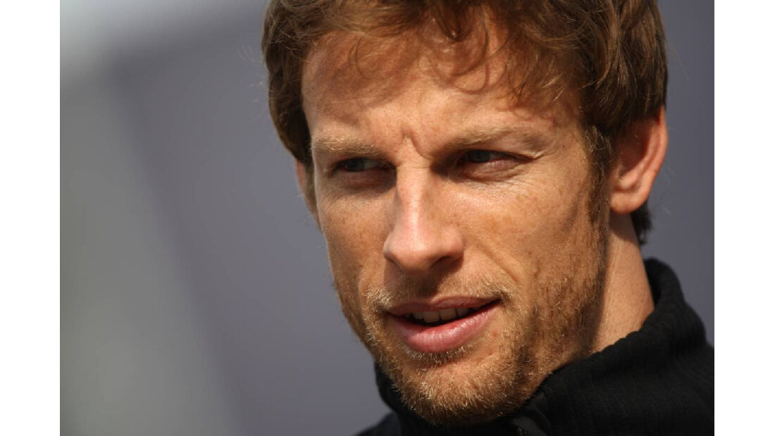 Button GP Türkei 2011