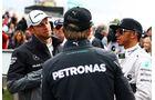 Button, Rosberg & Hamiltoneinhard