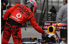 Button Vettel GP China 2011
