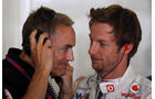 Button & Whitmarsh GP Spanien 2011