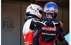 Button und Webber GP Monaco 2011