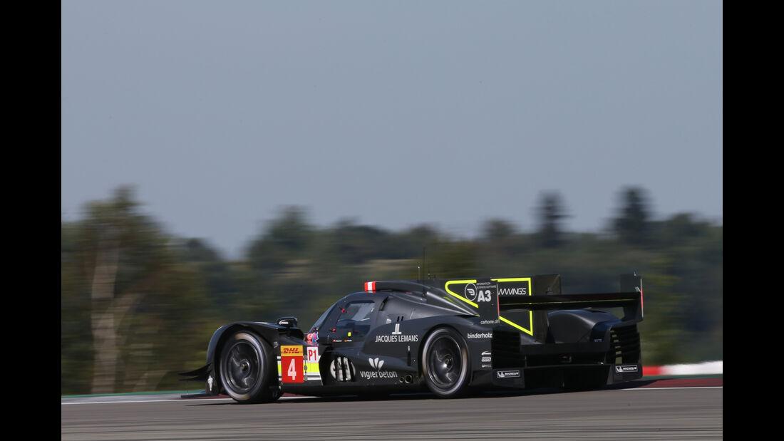 ByKolles CLM P1/01 - WEC Nürburgring 2015