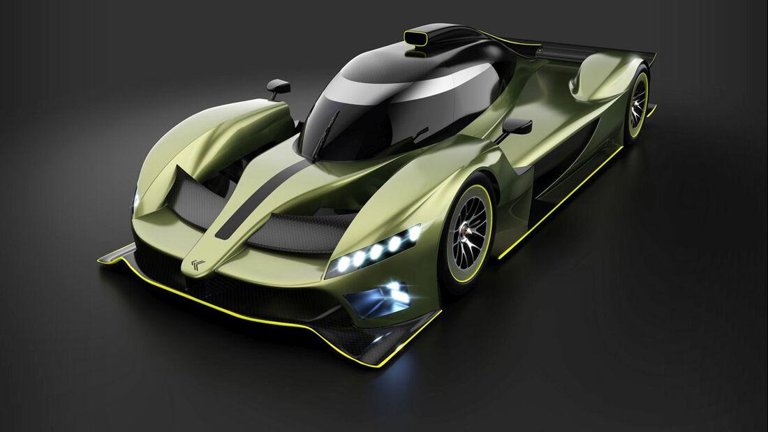ByKolles - Hypercar - Straßenversion