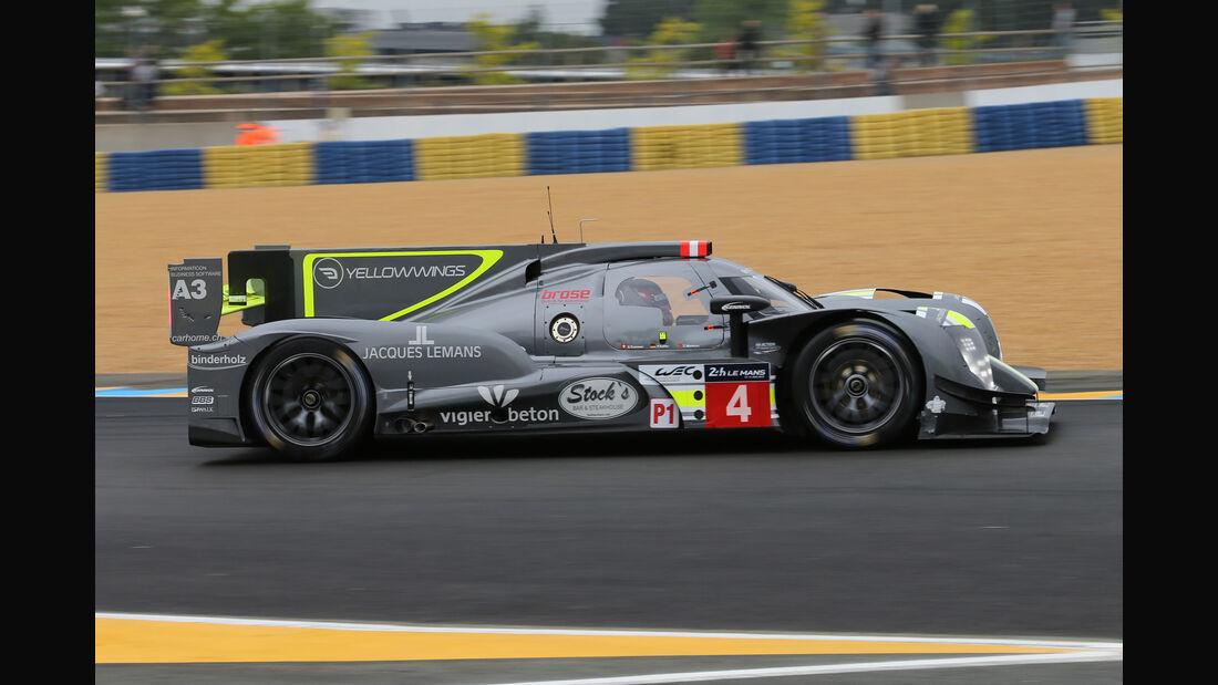 Bykolles CLM P1/01 - Le Mans-Vortest 2015