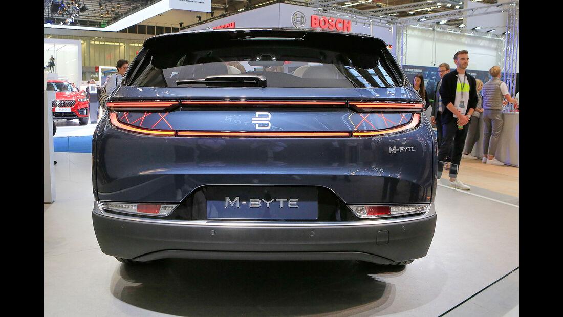 Byton M-Byte IAA  2028