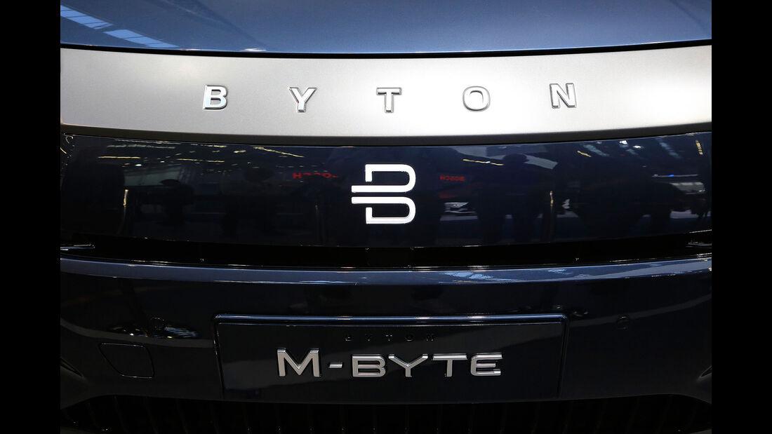 Byton M-Byte IAA  2029