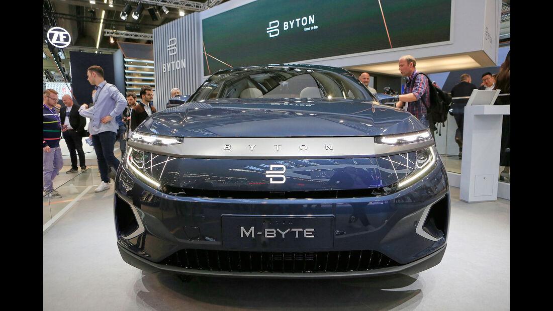Byton M-Byte IAA  2037