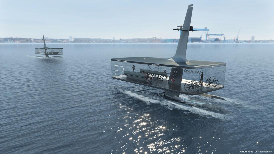 CAPTN Vaiaro Floating Platform