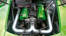 CCG Custom GT Ecovision, Motor