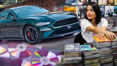 CD Player Ausstattung Serie Wegfall Mustang Aufmacher