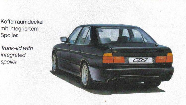 Cds Tuning Der 80er Jahre Z1 Front Für Den 3er Bmw Auto Motor Und Sport