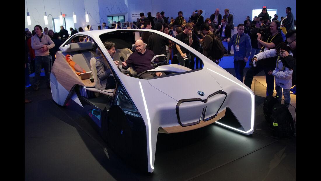 CES 2017, BMW i Inside Future