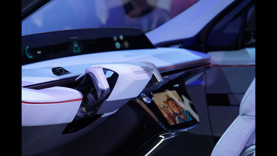 CES 2017, Chrysler Portal