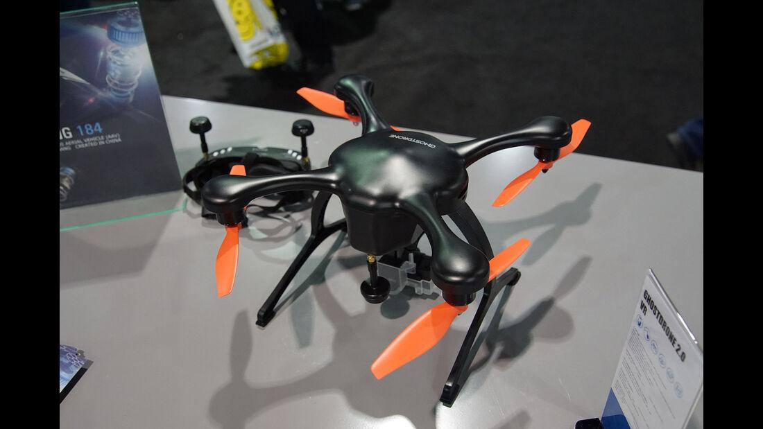 CES 2017, Drohne