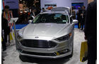 CES 2017, Ford Fusion Lidar