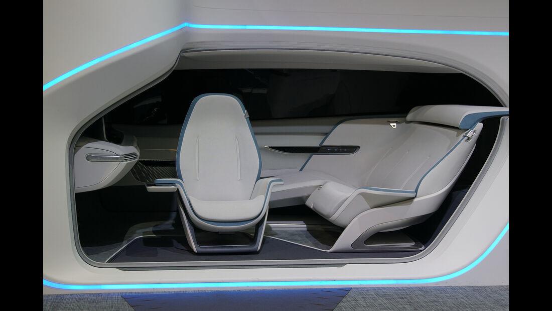 CES 2017, Hyundai Mobility Vision Concept