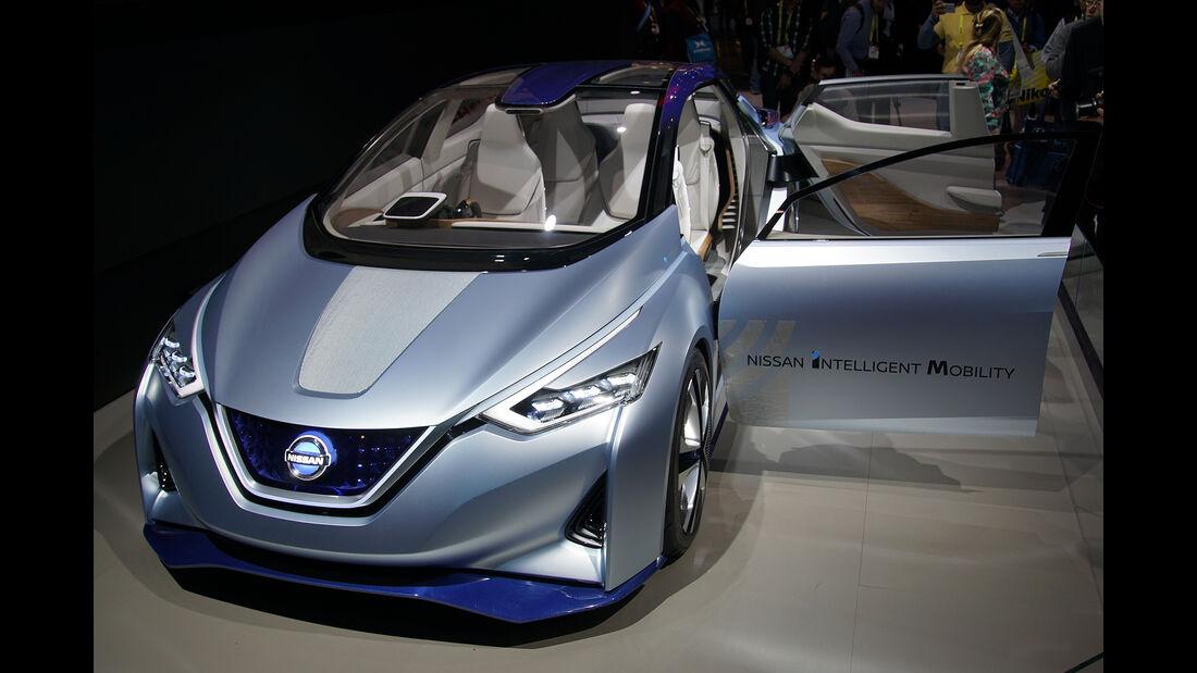 CES 2017, Nissan IDS Concept