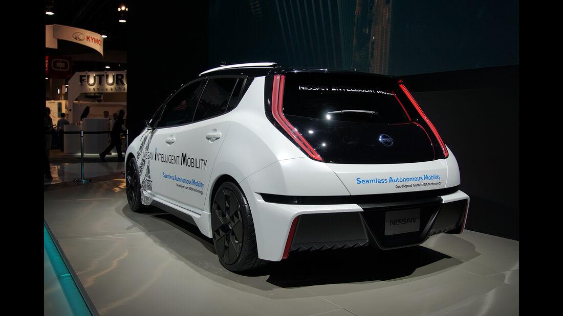 CES 2017, Nissan Nasa Concept