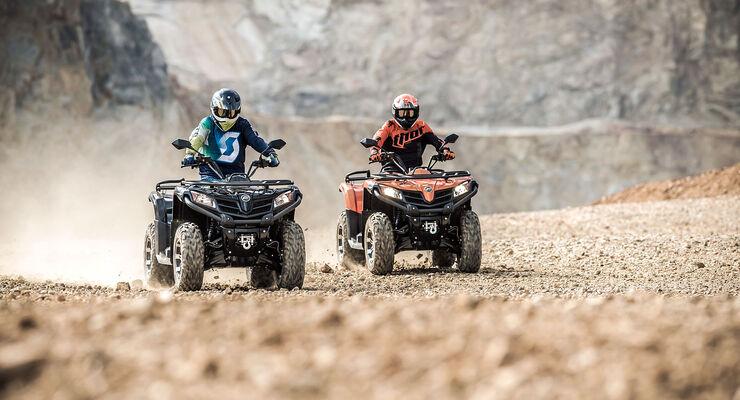CF Moto CForce 450 ATV