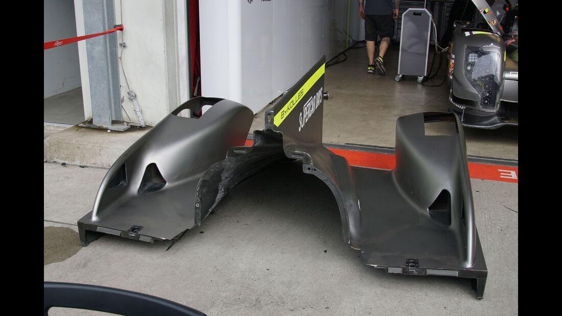 CLM P1/01 AER - Bykolles Racing - LMP1 - Startnummer #4 - WEC - Nürburgring - 6-Stunden-Rennen - Sonntag - 24.7.2016