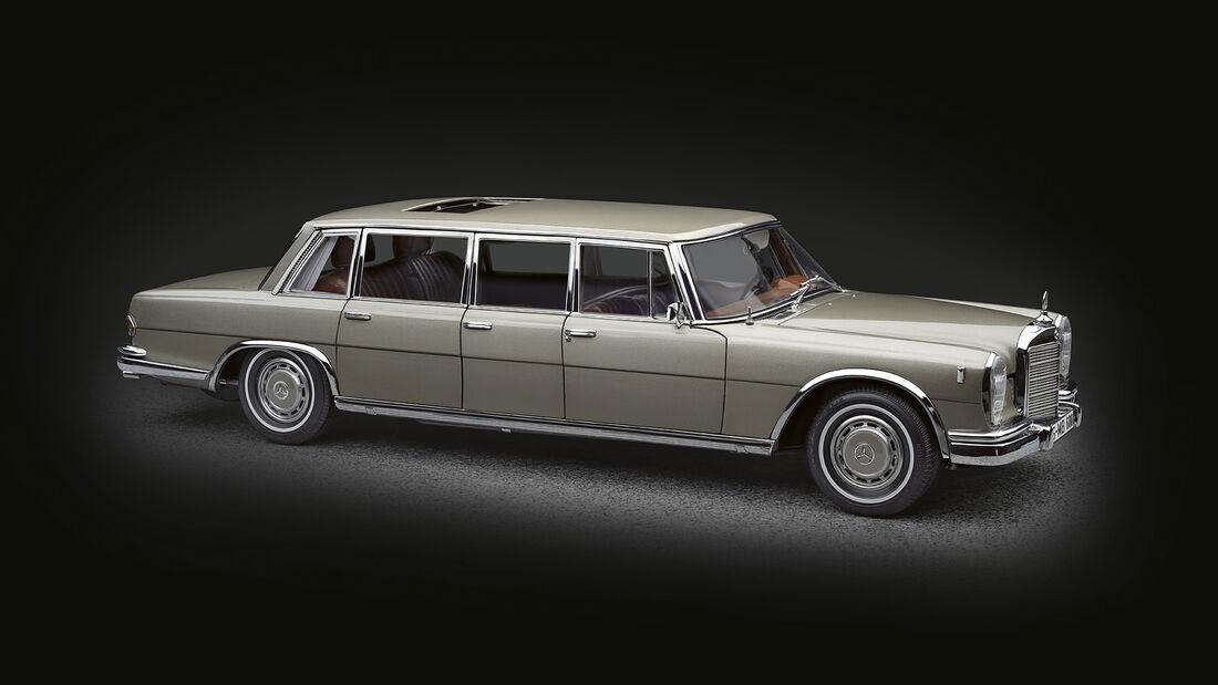 CMC Classic Model Cars 25 Jahre, Mercedes-Benz 600 Pullman