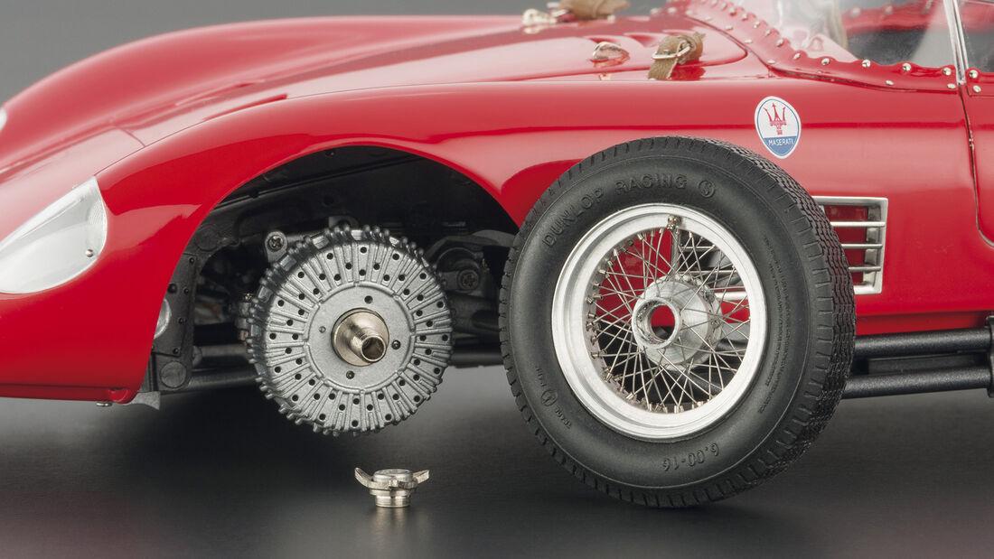 CMC Classic Model Cars 25 Jahre, Speichenräder