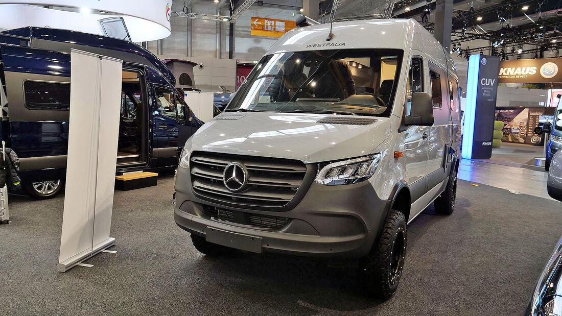 CMT 2020 Offroad-Camper / Expeditionsmobile