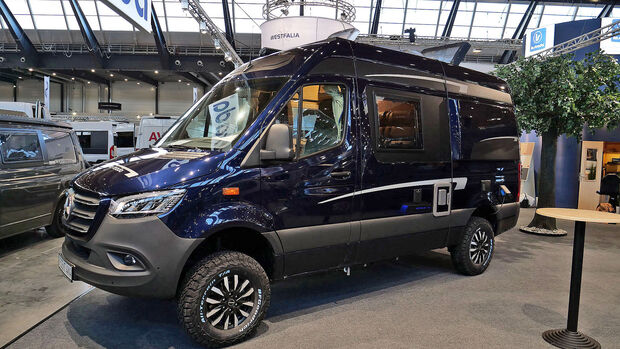 CMT 2020 Offroad-Camper / Expeditionsmobile