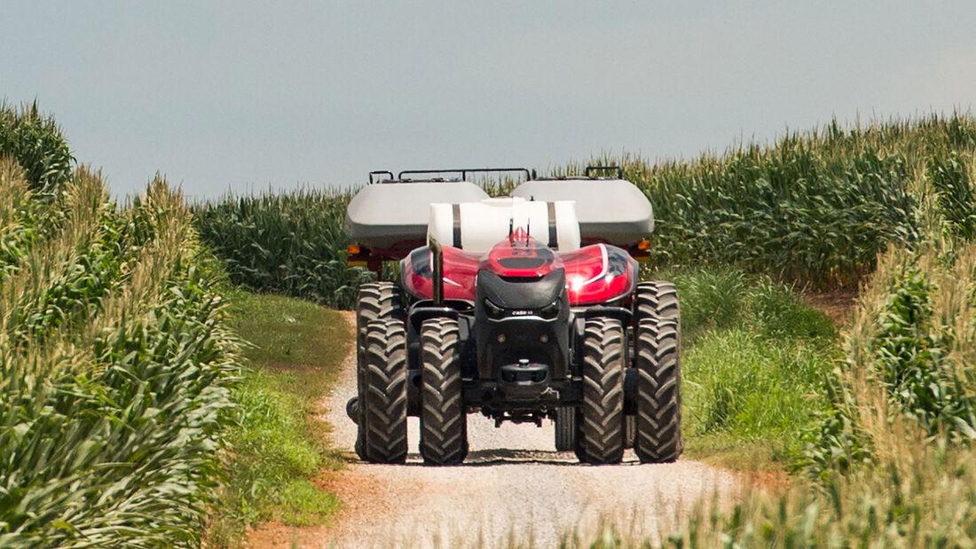CNH Industrial autonome Traktoren