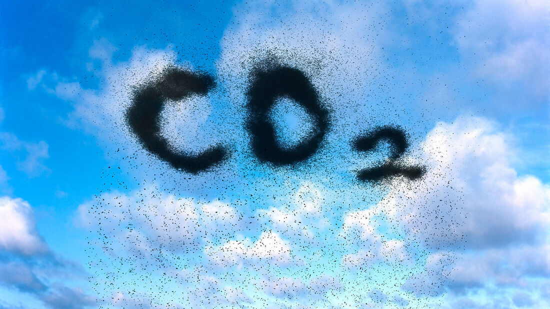CO2, Abgas