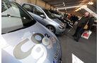 CO2 Ausstoß des VW Golf Blue Motion
