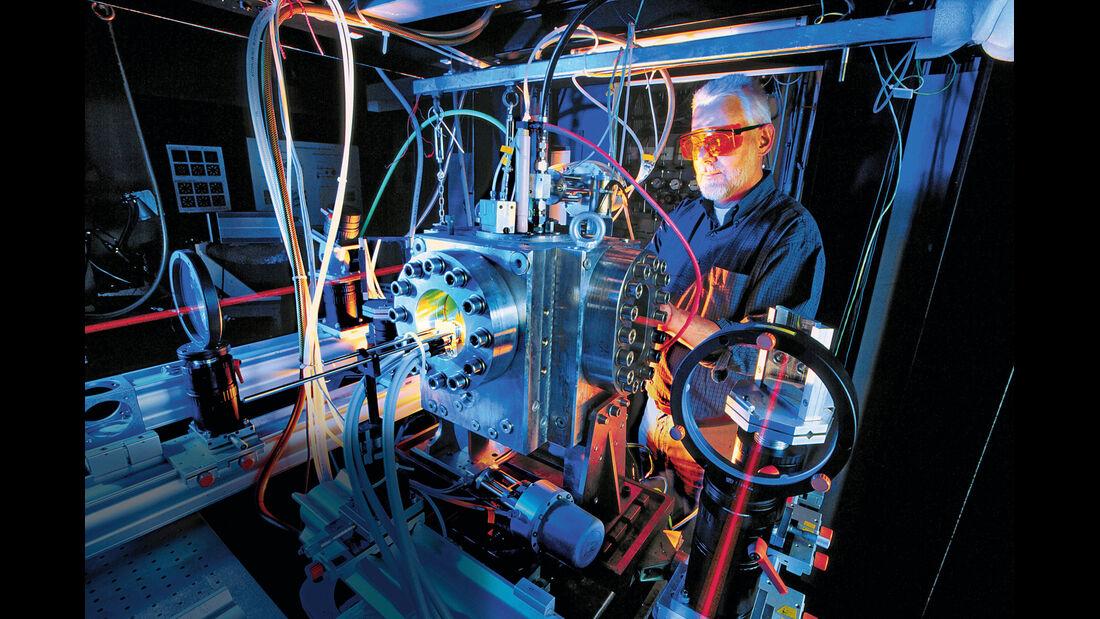 CO2-Reduktion, Transparentmotor