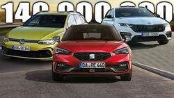 CO2-Strafen VW-Konzern Seat Skoda