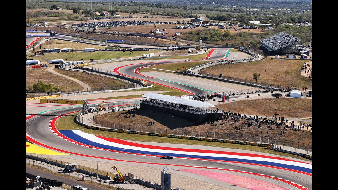 COTA - Formel 1 - GP USA - Austin - 1. November 2019