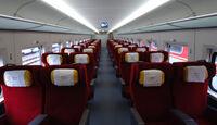 CRH380A Zug China Innen